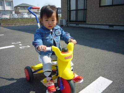 グーン 三輪車