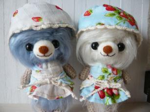 双子クマs