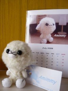 Amimmyさんの白羊ちゃん