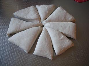 酵母を育ててみよう:パン作り後編 005