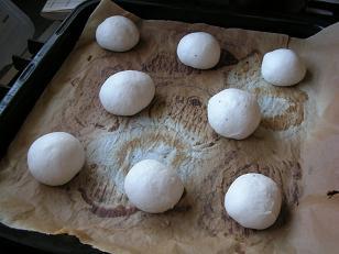 酵母を育ててみよう:パン作り後編 008