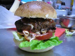 ハンバーガー 005