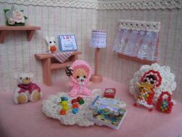ピンクのお部屋 完成2