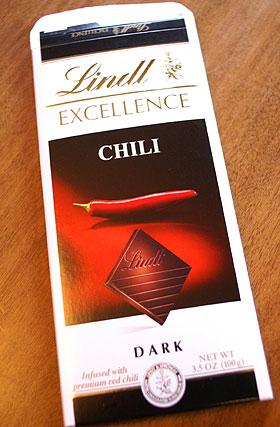チリチョコレート