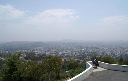 天文台からの景色