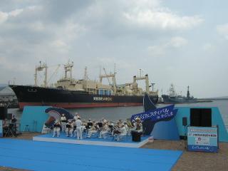 クジラ祭り