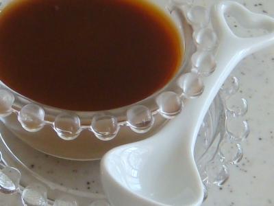 ブランマンジェ・コーヒー