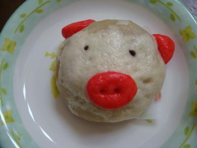 さゆちんの豚まん