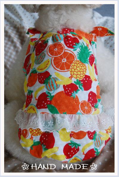 フルーツキャミ1