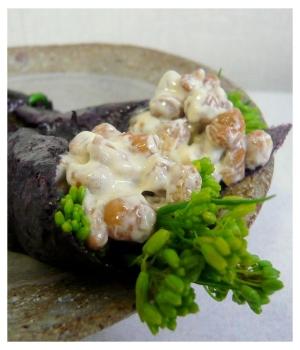 菜の花海苔