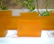 透明石鹸2