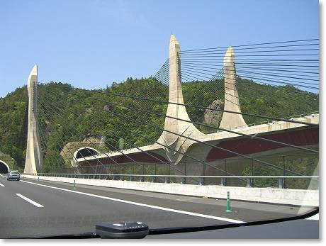 新しいトンネル!