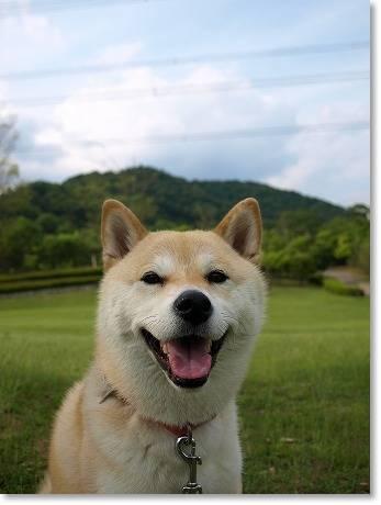 笑顔満開!