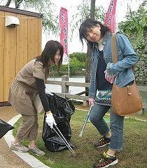 2008-05-11  お城のそうじ(200回記念1