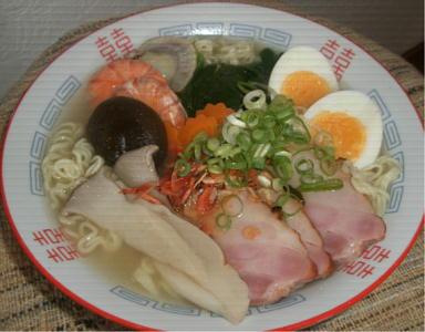 イトメンチャンポン麺0721