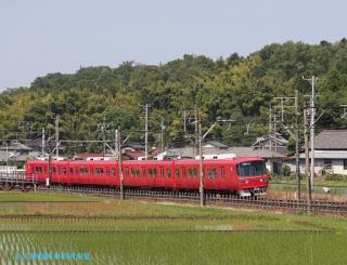 みなもと名鉄電車 0613 1