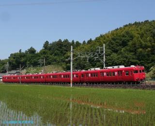 みなもと名鉄電車 0613 2