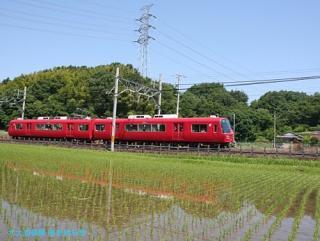 みなもと名鉄電車 0613 3
