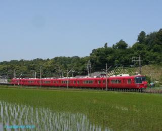 みなもと名鉄電車 0613 4