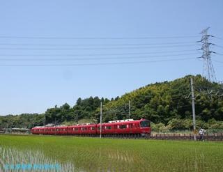 みなもと名鉄電車 0613 6