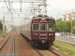 阪急 9300系 新方向幕 6
