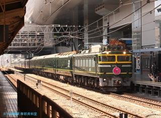 トワイライトin京都駅 4