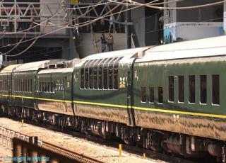 トワイライトin京都駅 5