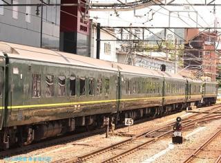 トワイライトin京都駅 9