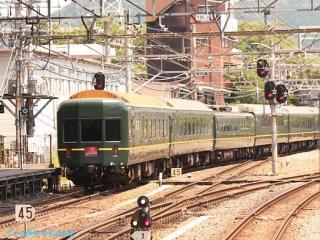 トワイライトin京都駅 12