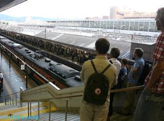 京都駅 080606 2