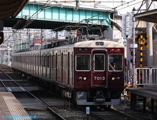 阪急神戸線の特集とか 3