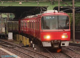 金山駅の名鉄電車 0531 3