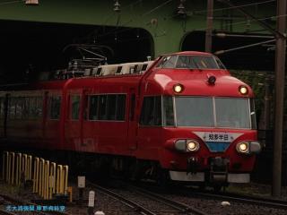 金山駅の名鉄電車 0531 5