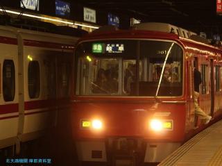 金山駅の名鉄電車 0531 8