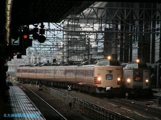 京都駅撮影 オーシャンアローとか 3