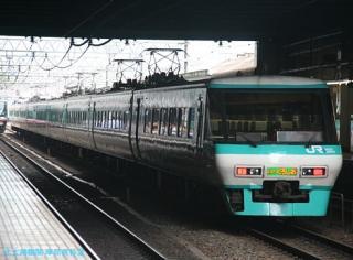京都駅撮影 オーシャンアローとか 6