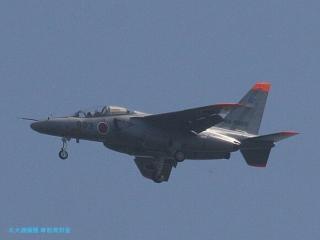 飛行開発実験団の航空機を見上げてみた 3
