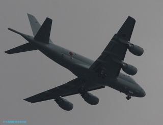 速報 XP-1二号機 本日初飛行 2