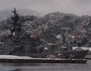 ヘリコプター護衛艦はるな リムパック2008へ 02