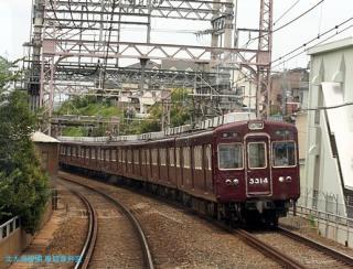 阪急 9300系 新方向幕 7