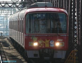 0316 名鉄ポケモン電車