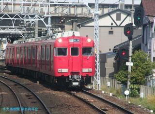名鉄カラー最前線 02