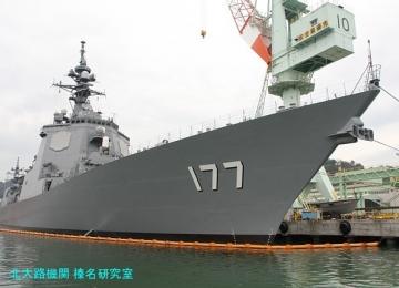 舞鶴護衛艦 0322 2