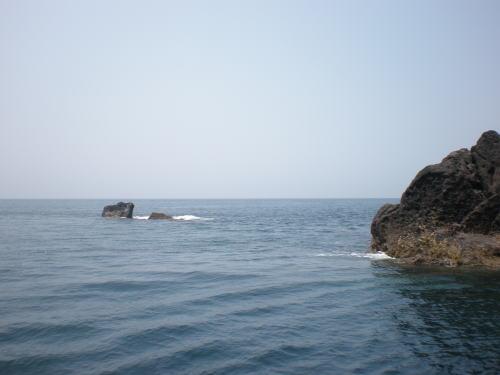 沖黒のハナレ