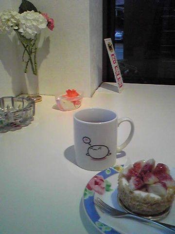 いちぢくのケーキ♪