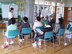 栄養教室H20.4.26