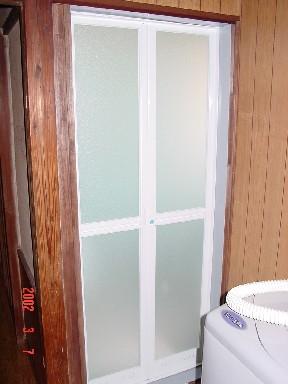 折れ戸交換2
