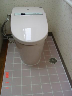トイレ工事18