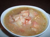 ポテトスープ