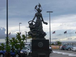 Guam空港